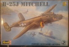 Revell 1/48 B-25J Mitchell Plastic Model Kit 85-5512