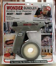 Brandnew WONDER BUNDLER As Seen on TV - Neat! Fast! Easy!