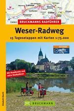 Bruckmanns Radführer Weser-Radweg von Elisabeth Eberth (2011, Taschenbuch)