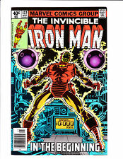 "Iron Man   No.122      : 1979 :     : ""In The Beginning...."" :"