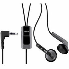GENUINE HS-47 NOKIA 6500 SLIDE,2330 CLASSIC,E66 EARPHONES HEADPHONES HANDSFREE