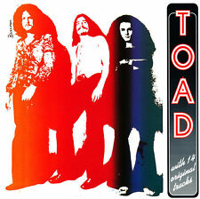 TOAD - (=behind the wheels) - Rarities - CD - Rock