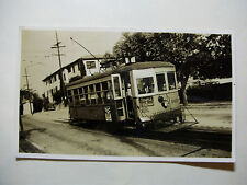 USA870 - LOS ANGELES RAILWAY Co - TROLLEY CAR No1021 PHOTO - California USA