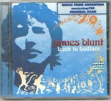 JAMES BLUNT BACK TO BEDLAM SEALED CD YOU'RE BEAUTIFUL