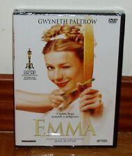 EMMA-DVD-NUEVO-PRECINTADO-NEW-SEALED-COMEDIA-ROMANTICO-GWYNETH PALTROW-OSCAR