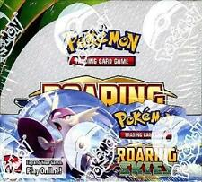 POKEMON TCG CARD GAME ROARING SKIES BOOSTER BOX SEALED ENGLISH IN STOCK!