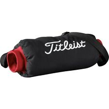 New Titleist Golf Hand Warmer Fleece TA4WEAHW-0 Black White Red