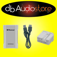 Phonocar 5/882 Interfaccia Audio Honda USB SD MP3 iPod iPhone