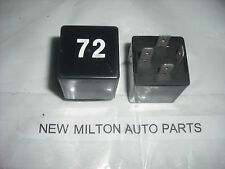 Un originale VW Volkswagen Sharan Golf mk3 POLO mk4 TERGICRISTALLO LUNOTTO RELAY 72