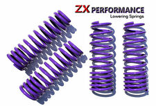 "ZX Purple Lowering Springs 1.2""F/1.2""R for 07-16 Lancer"