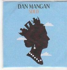 (CZ450) Dan Mangan, Sold - 2011 DJ CD