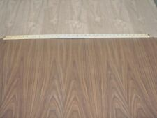 "Walnut wood veneer 24"" x 48"" with wood backer (2' x 4' x 1/25th"") ""A"" grade"