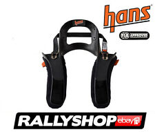 HANS COLLAR 3 III Device L Size 20 degree FREE DELIVERY RALLY Rim PROTECTION