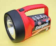 "ENERGIZER LED Lantern ""Torch"" LP34941 in RED ""Floatable"" D Size Batteries ""NEW"""