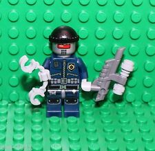 LEGO Lego The Movie Robo Swat Minifigure NEW!!!!!