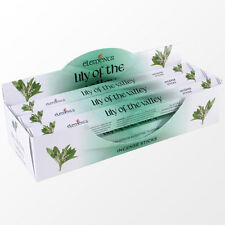 New Elements Lily Of The Valley Incense Joss sticks. 20 sticks, 1 pack.
