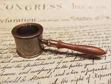 Antique Vintage Style, Brass Botanist, Field Microscope Magnifying Glass Loupe