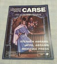 Carse: Urban Aid for Fantasy Roleplaying Midkemia / Chaosium Stephen Abrams