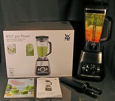 WMF Kult pro POWER GREEN SMOOTHIE stand mixer 2l Cromargan in acciaio INOX opaco OVP NUOVO