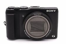 Sony Cyber-shot DSC-HX50V 20.4MP Digital Camera - Black