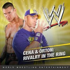 PAPERBACK WWE CENA & ORTON: RIVALRY IN THE RING