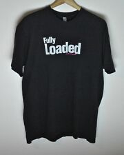 Cinemax Fully Loaded For Your Viewing Pleasure Graphic T-Shirt Black size XL