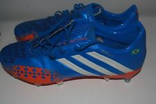 MANCHESTER UNITED BRAZIL ANDERSON MATCH WORN ADIDAS FOOTBALL BOOTS not shirt