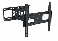 Full Motion VESA TV Wall Mount Bracket Tilt Swivel 32 39 40 42 55 inch LED LCD