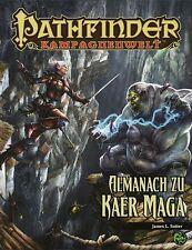 Pathfinder Kampagnenwelt: ALMANACH ZU KAER MAGA-Völker, Magie & Gewölbe-(SC)-neu