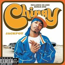 Jackpot (CD, DVD) by Chingy (SEALED and NEW) Shelf GS 1