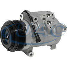 NEW A/C COMPRESSOR FITS 07-10 LINCOLN MKX / 08-10 FORD  EDGE V6 3.5L (1Y W)