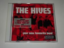 The Hives Your New Favourite Band CD