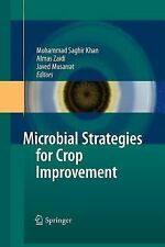 Microbial Strategies for Crop Improvement (2014, Paperback)