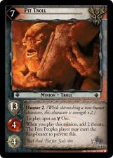 LoTR TCG Ages End Pit Troll 19P22