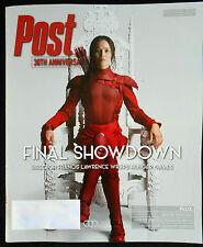 POST MAGAZINE JENNIFER LAWRENCE HUNGER GAMES
