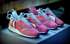 New Balance X Concepts 997 Rose Silver Pink M997CPT CNCPTS Men Size 11 Shoes New