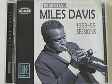 Miles Davis - The Essential Collection 1953-55 (2006 UK JAZZ 2CD, NM CONDITION)