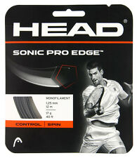 COVER HEAD SONIC PRO EDGE 17 1.25mm SET CORDE TENNIS