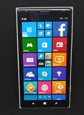 Nokia Lumia 1520 - 16GB - Matte White (AT&T) Clean ESN Fair condition