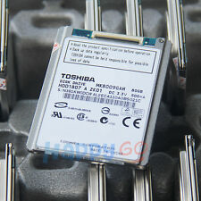 "1.8"" TOSHIBA 80GB ZIF P-ATA MK8009GAH DISCO DURO  For DELL Latitude XT D420 D430"