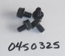 POLARIS PURE OEM NOS SNOWMOBILE ATV HEX BOLT PK LOT QTY 4 0450325