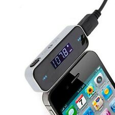 Voiture sans fil FM MP3 Transmetteur FM Mains Libres pour iphone5 / 5s / 5c / ipod / samsung
