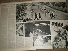 Photo article the Le mans 24 hour motor car race 1965 ref BW