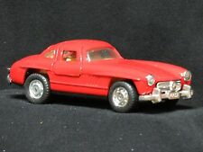 "AMT 1954 ""GULLWING"" Red Mercedes-Benz 300 SL Hardtop- NEW-Mint  Diecast Metal"