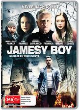 Jamesy Boy (DVD, 2014) New/Sealed [Region 4] True Story
