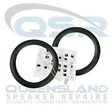 "6.5"" Rubber Surround Repair Kit to suit Bowers & Wilkins DM 603 SE (RS 142-120)"