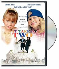 It Takes Two (DVD Movie, Region 1, Mary-Kate & Ashley Olsen) Brand New Sealed