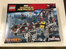 LEGO Super Heroes Spider-Man Web Warriors Ultimate Bridge (76057)