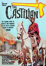 The Castilian (1963) (DVD) (Widescreen) (Restored) Cesar Romero & Frankie Avalon