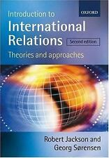 Introduction to International Relations: Theories and Approaches-ExLibrary